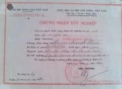 Liệu Giấy chứng nhận tốt nghiệp của ông San trong Quân đội có thay thế được bằng THCS và bằng THPT?