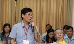 Giám đốc Sở GD-ĐT Hải Dương Nguyễn Văn Quốc. (Ảnh: Anh Tiến)