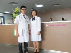 Trang phục bác sĩ của Bệnh viện lão khoa