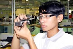 Công ty Bosch Việt Nam (Khu công nghiệp Long Thành) là doanh nghiệp đầu tiên tại Đồng Nai triển khai đào tạo nguồn nhân lực chất lượng cao.