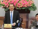 Phó Thủ tướng Vũ Văn Ninh - Ảnh: V.V.Thành