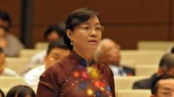 Đại biểu Nguyễn Thị Quyết Tâm (TPHCM)
