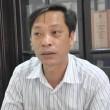 Ông Hồ Vĩnh Thanh, Phó phòng Đào tạo, bồi dưỡng, tuyển dụng Sở Nội vụ Hà Nội