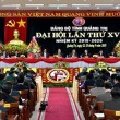 Đại hội Đảng bộ tỉnh Quảng Trị