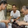 Lao động Việt Nam đi làm việc ở nước ngoài trở về. (Ảnh minh họa: TTXVN)