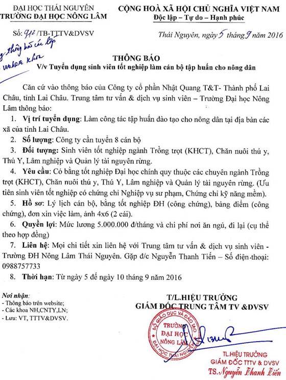 [912 TB - TVSV] Thong bao tuyen dung sinh vien tot nghiep-page-001