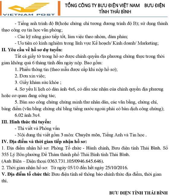 Thông báo Tuyen dung Thai Binh - 2016[1]-page-003