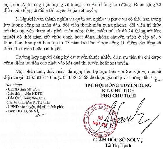 Thong bao tuyen dung cong chuc cap xa tap trung tinh Quang Ninh nam 2016-page-006