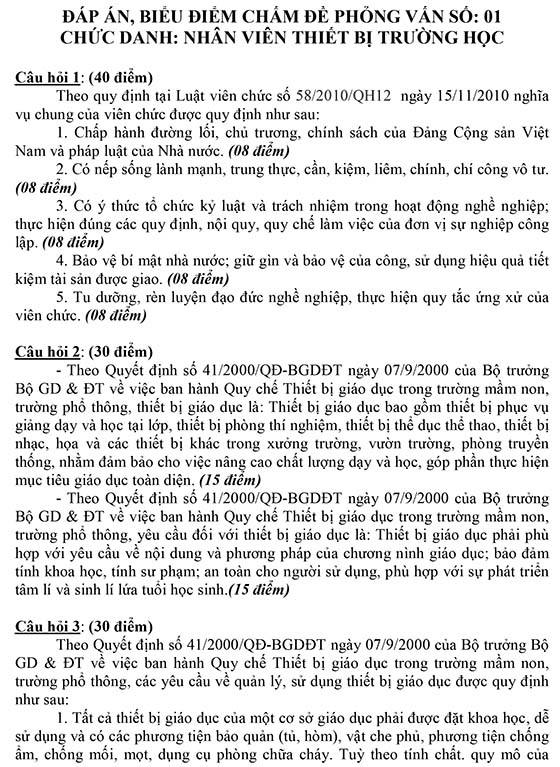 Microsoft Word - Chuc danh Thiet bi_Dap an_01_30.doc