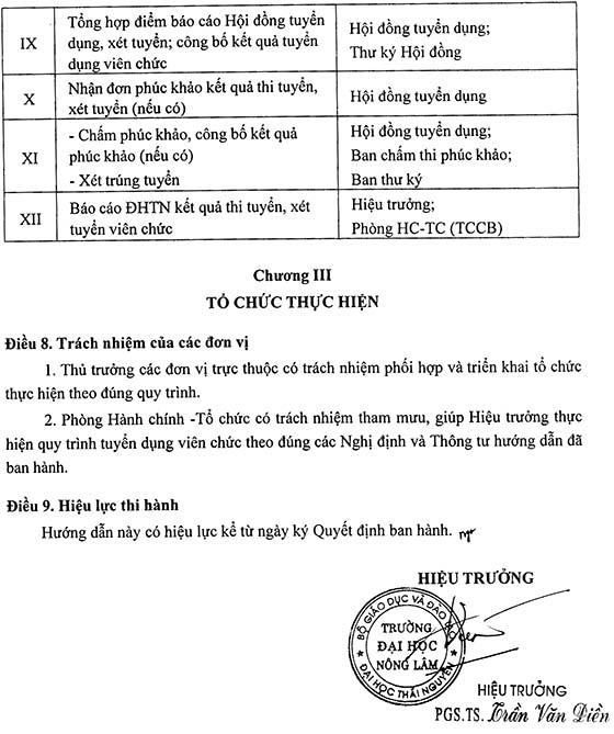 871_Quy trinh tuyen dung vien chuc DHNL nam 2017-8