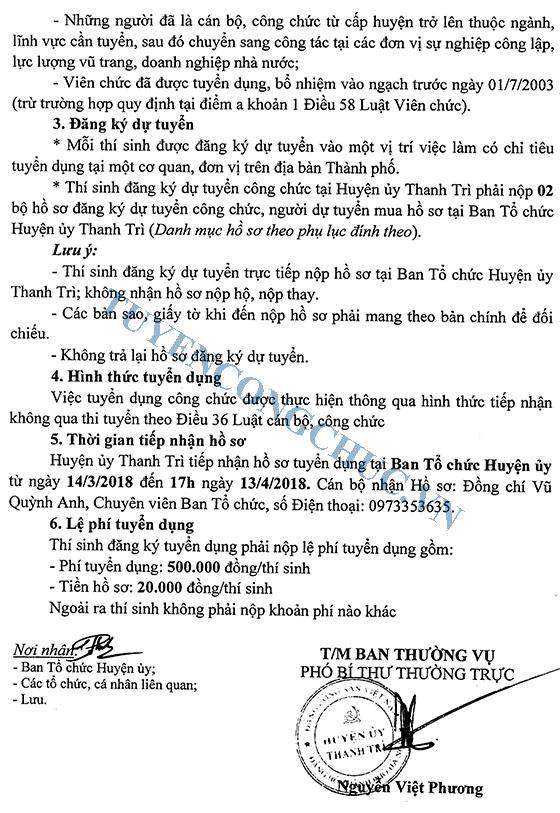 Thong bao So 529-TBHU ve viec tuyen dung can bo cong chuc 2018-3