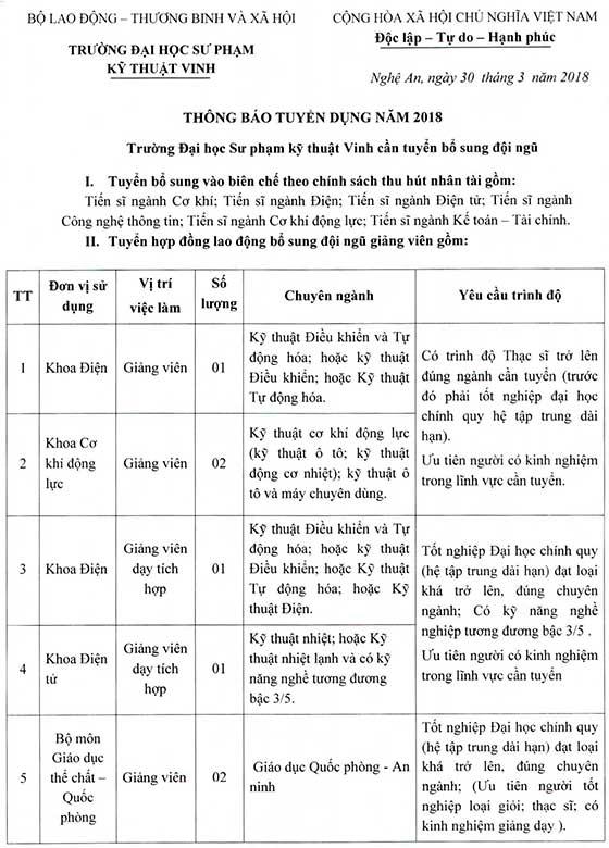 Trường-ĐH-Sư-phạm-kỹ-thuật-Vinh-tuyển-dụng-năm-2018_Page_1