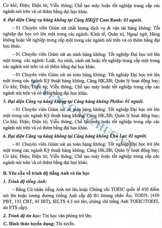 254-TB-CVMT Thong bao tuyen dung vien chuc-2