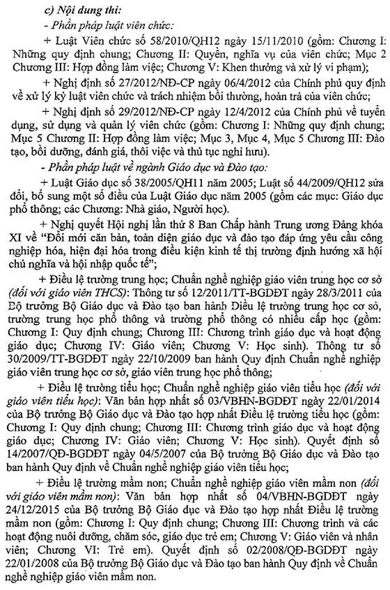 UBND tỉnh Bắc Ninh tuyển dụng giáo viên năm 2018-6