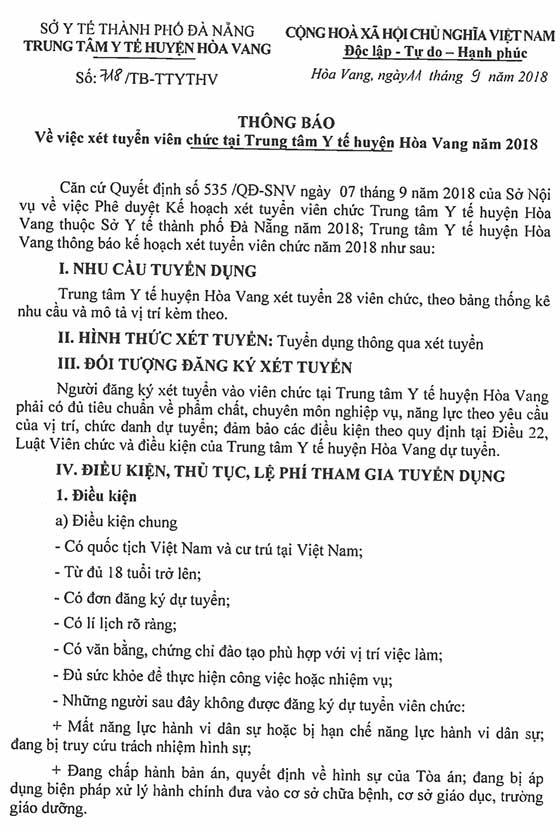 THONG-BAO-xet-tuyen-vien-chuc-tai-Trung-Tam-Y-te-huyen-Hoa-Vang-nam-2018-01