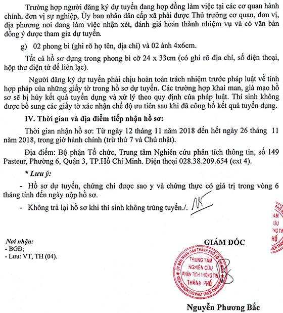 2018-11-06 TB-68 VE TUYEN DUNG LAO DONG NAM 2018 CUA TTNCPTTT TP-3