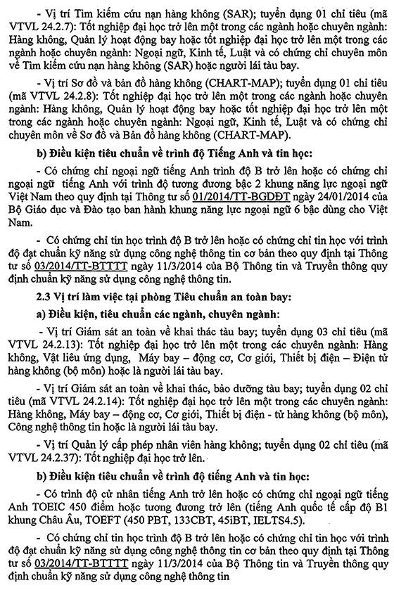5189-TB-CHKVN-13122018-thong-bao-vv-tuyen-dung-cong-chuc-CHKVN-nam-2018-3
