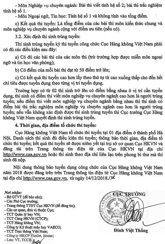 5189-TB-CHKVN-13122018-thong-bao-vv-tuyen-dung-cong-chuc-CHKVN-nam-2018-6