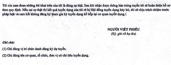 UBND huyện Yên Bình, Yên Bái tuyển dụng công chức xã năm 2019