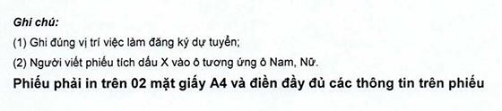 UBND huyện Như Thanh, Thanh Hóa tuyển dụng viên chức năm 2019
